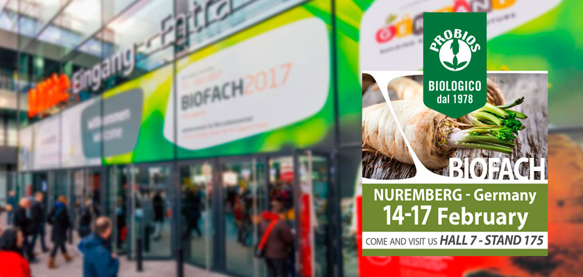 Probios at the 2019 Biofach fair