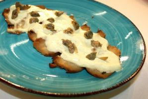 Seitan non Tonnè with Mayonnaise and Capers Cream - Healthy Recipes 2013